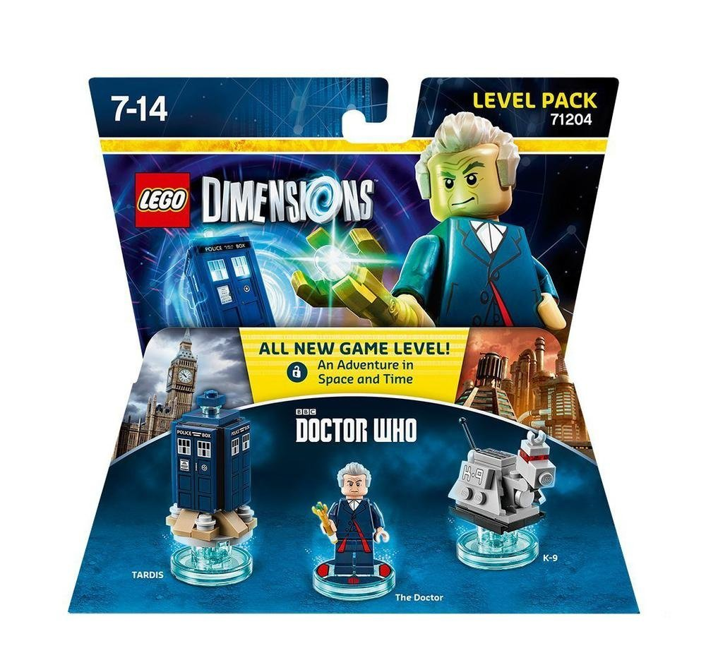 Review Lego Dimensions Doctor Who Level Amp Fun Packs