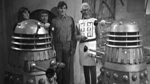 The Daleks' Master Plan: Escape Switch