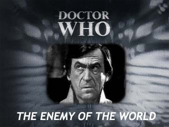 Patrick Troughton - Doctor Who - The Enemy of the World