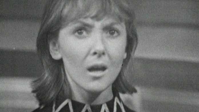 Doctor Who - The Rescue, Desperate Measures - Vicki played by Maureen O'Brien (c) BBC