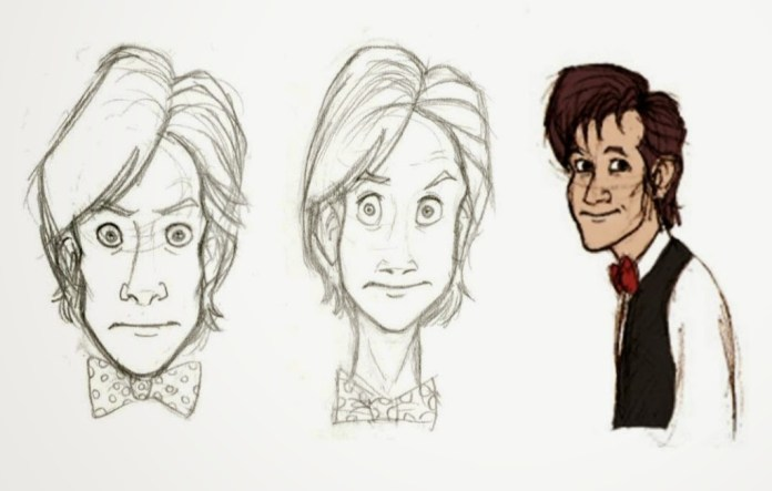 The 11th Doctor by Lucy Crewe