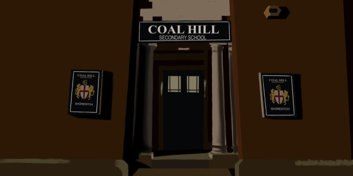 Coal Hill School by Lucy Crewe