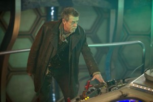 John Hurt - The War Doctor - (c) BBC
