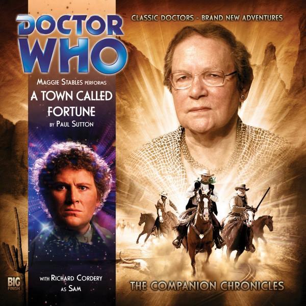 Big Finish - Doctor Who - Evelyn Smythe