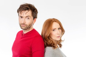 David Tennant and Catherine Tate - The Tenth Doctor Adventures - Big Finish