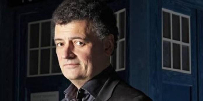 SAtevenMoffat-TARDIS