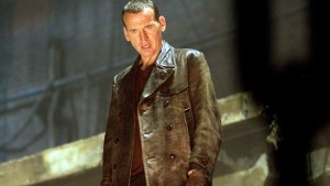 Christopher Eccleston as The Ninth Doctor - Doctor Who - Rose (c) BBC