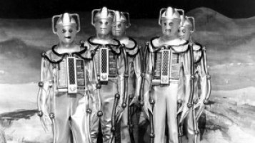 Doctor Who - The Moonbase