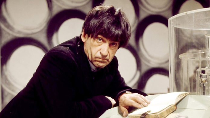 Patrick Troughton as the Second Doctor (c) BBC