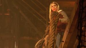 Rose Tyler (Billie Piper) - Doctor Who - Rose (c) BBC