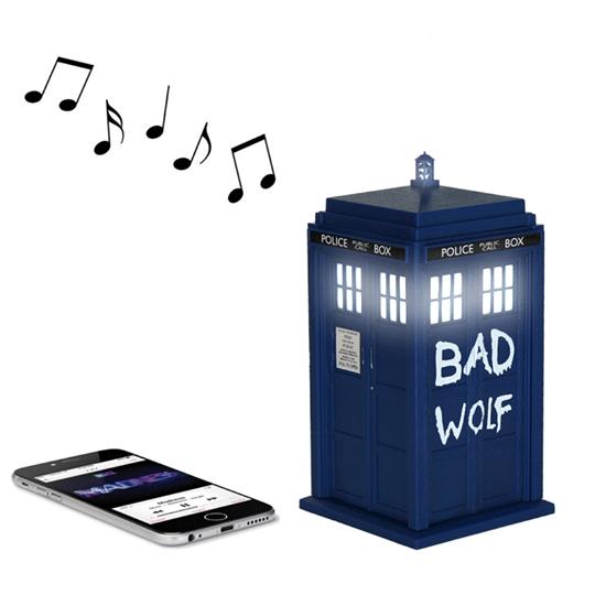 TARDIS Speaker