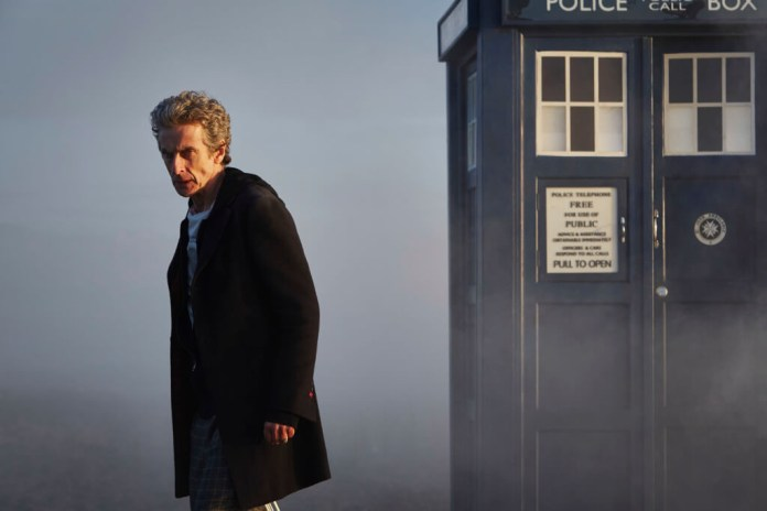 Doctor Who - THE WITCH'S FAMILIAR (PETER CAPALDI) - (C) BBC - Photographer: Simon Ridgway