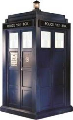 LEGO® TARDIS to materialise at Sydney Royal Easter Show (c) BBC