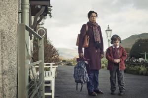 The A Word - Nicola Daniels (VINETTE ROBINSON), Joe Hughes (MAX VENTO) - (C) Fifty Fathoms - Photographer: ROry Mulvey