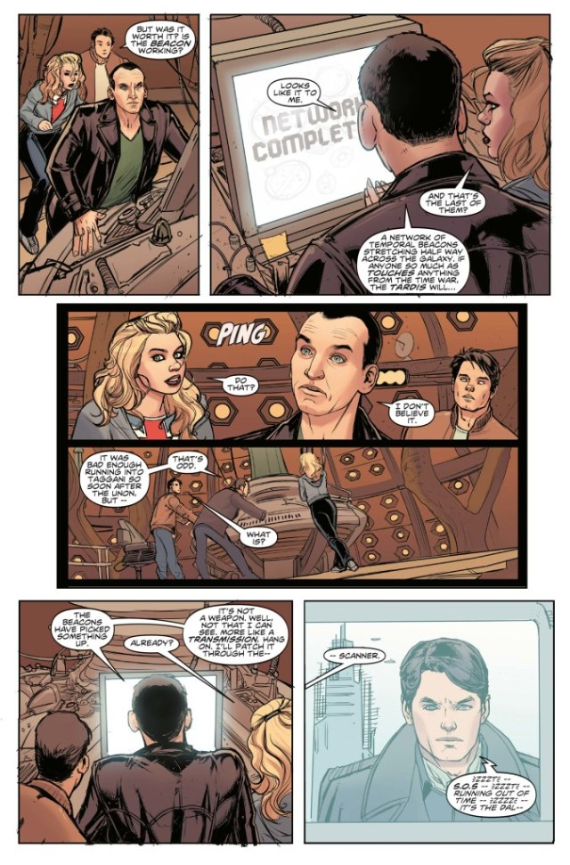Doctor Who: Ninth Doctor #1 - Preview 3