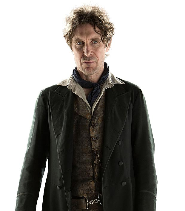 The Wertzone: Doctor Who at 50: The Eighth Doctor (1996, 2013)