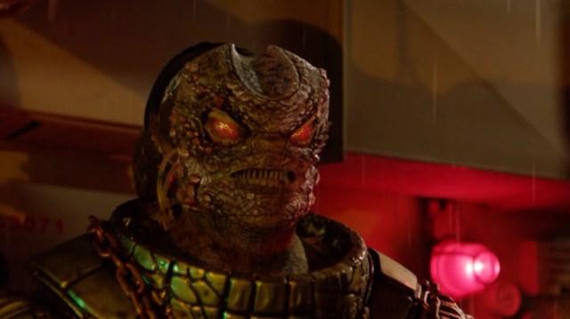 Skaldak - Ice Warroir - Cold War Doctor Who (c) BBC