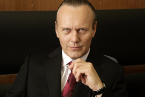Mr Finch (Anthony Head) - Doctor Who - School Reunion (c) BBC