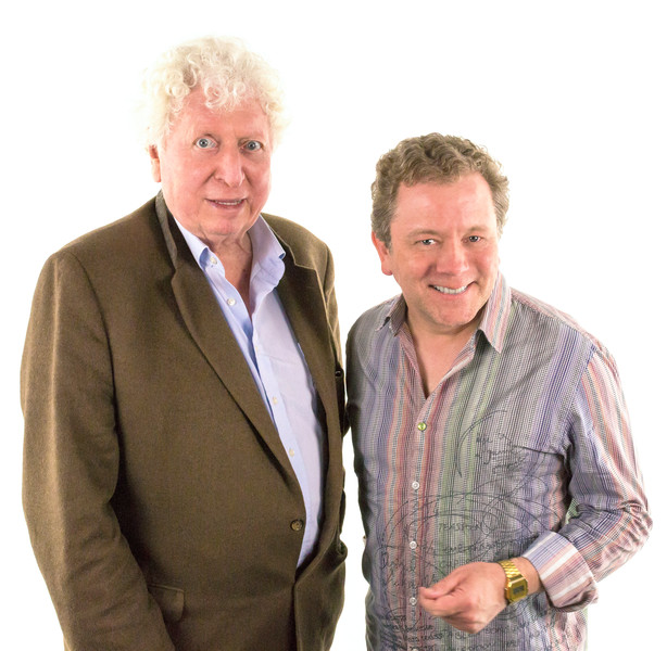 Tom Baker and John Culshaw - Big Finish
