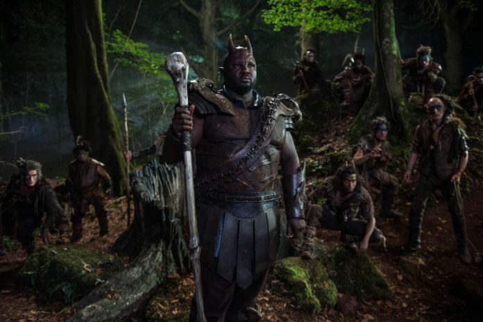 A Midsummer Night's Dream - Supporting Artists, Oberon (NONSO ANOZIE) - (C) BBC - Photographer: Des Willie