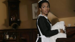 Martha Jones (Freema Agyeman) - Doctor Who - Human Nature (c) BBC