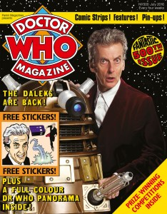 Doctor Who Magazine - Issue 500