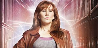 Catherine Tate as Doctor Who's Donna Noble (c) BBC