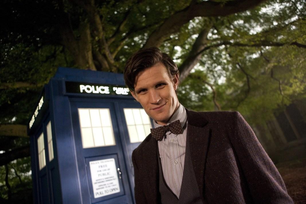 Eleventh Doctor Matt Smith