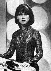 Zoe Heriot (Wendy Padbury) - Doctor Who (c) BBC