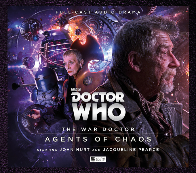 Doctor Who - The War Doctor 3: Agents of Chaos
