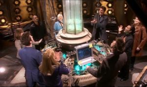 Doctor Who - Journey's End (c) BBC
