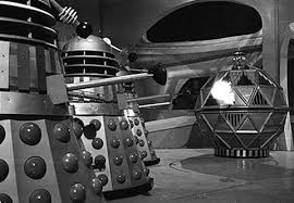 The Daleks and the Mechanoids - The Chase : The Planet of Decision (c) BBC