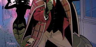 TITAN COMICS FOURTH DOCTOR #4 COVER C