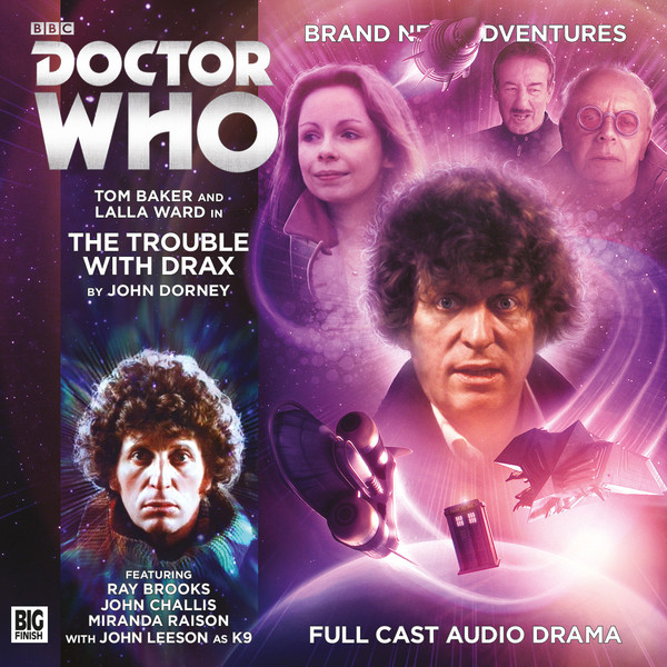 Big Finish - Doctor Who - The Trouble with Drax
