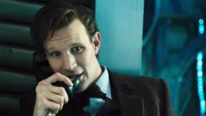 Eleventh Doctor Matt Smith - Doctor Who Deep Breath c) BBC