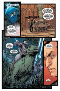DOCTOR WHO: THE NINTH DOCTOR #3 - Preview 1