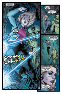 DOCTOR WHO: THE NINTH DOCTOR #3 - Preview 2