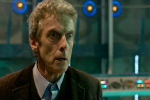 Peter Capaldi - Doctor Who The Name of the Doctor (c) BBC