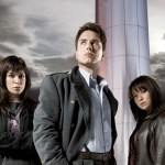 Cast of Torchwood (c) BBC