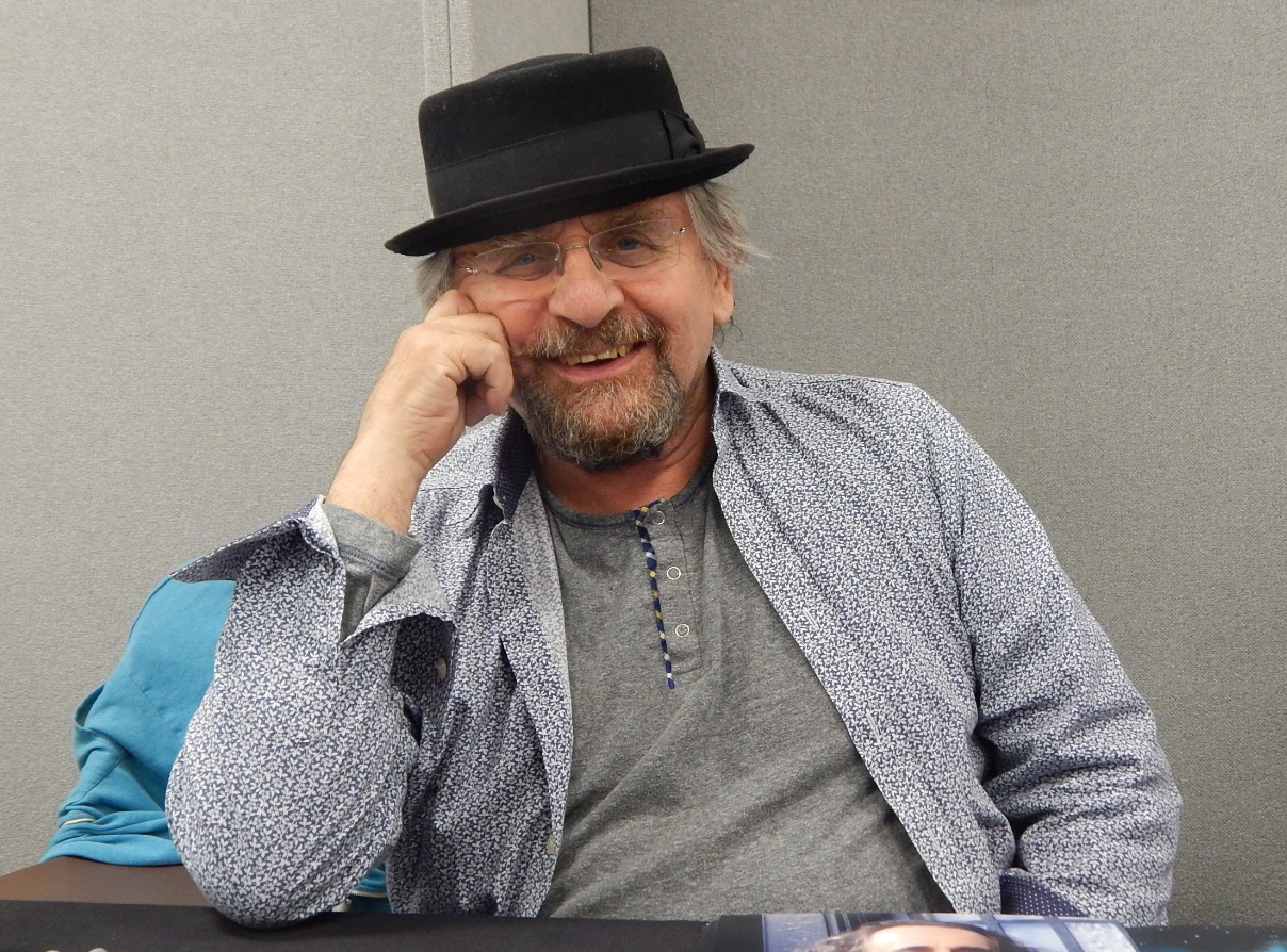4ed387fcaff6 Sylvester McCoy - London Film and Comic Con July 2016 Photo by Daniel Rice