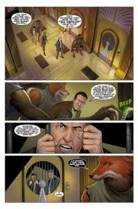 TITAN COMICS - TWELFTH DOCTOR #2.8 PREVIEW