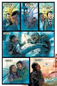 TITAN COMICS NINTH DOCTOR #4 Preview