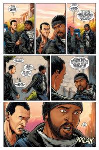 TITAN COMICS NINTH DOCTOR #4 Preview 3