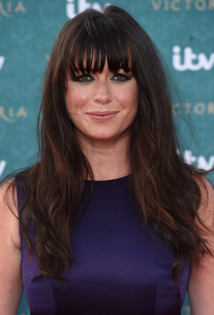 Eve Myles - 'Victoria' TV show premiere, Kensington Palace, London, Britain - 11 Aug 2016 Photo Credit: Photo by David Fisher/REX/Shutterstock