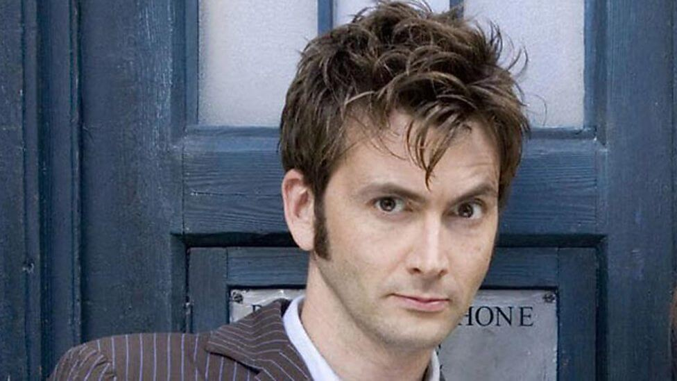 Tenth Doctor David Tennant (c) BBC