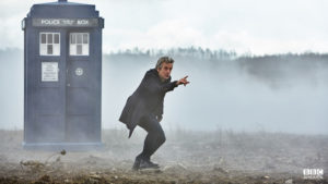 The Doctor (Peter Capaldi) - Doctor Who - The Magician's Apprentice (c) BBC