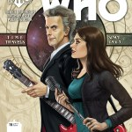TWELFTH DOCTOR YEAR TWO #15 COVER A BY CLAUDIA IANNCIELLO