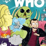 DOCTOR WHO THE NINTH DOCTOR #10 MARC ELLERBY LINKED VARIANT