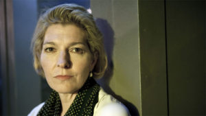 Kate Stewart (JEMMA REDGRAVE) - Doctor Who - The Power of Three (c) BBC