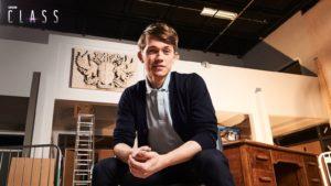 Greg Austin - Class (c) BBC